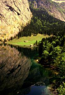 Bergspiegel von Ulrike Ilse Brück