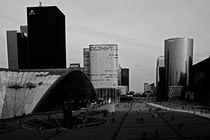 La Defense - Paris by NEVZAT BENER ALADAGLI