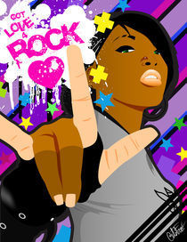 Got Love 4 Rock von Devin Green