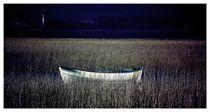 Lonely Boat von NEVZAT BENER ALADAGLI