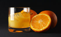 Icy orange by artefy