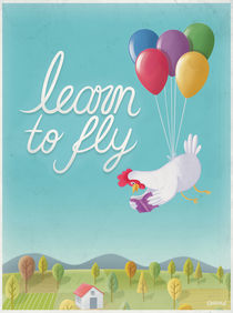 learn to fly by raeioul