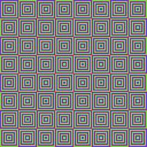 Rainbow-chessboard