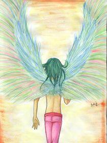 This is my wings von Presinovela Thomas