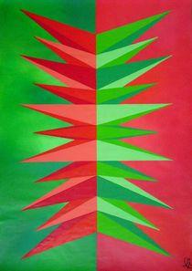 green to red von Katja Finke