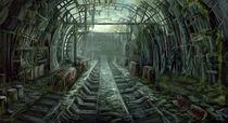 Abandoned by Arseniy Korablev