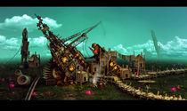The Swamp by Arseniy Korablev