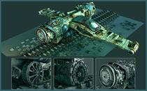 Sci-fi-vehicle2