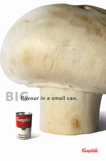 Campbell's Ad by Aleksandrina Tozeva