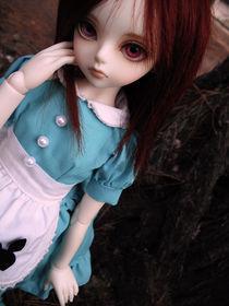 A Beautiful Girl von Iria Pardo - Ylliasviel-