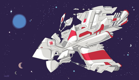 Space-ship