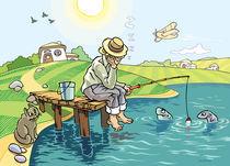 Fisher-shutter