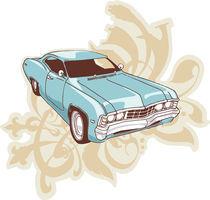 Chevrolet Impala Low-rider. von Oleksiy Tsuper
