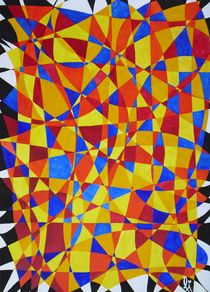 piece by piece von Katja Finke