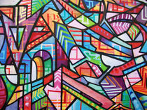 The heart of graffiti by Sophie Rocher