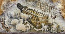 Snow lambs / Agneaux de neige by Apostolescu  Sorin