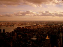 New York City by Charlotte Gorzelak