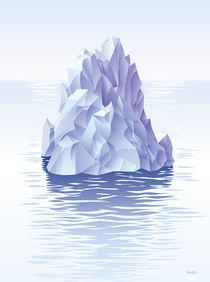 Iceberg. von Oleksiy Tsuper