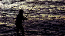 Fisherman by Carlos Reisig