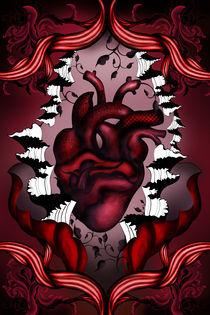 Holly Heart von Miriam Castillo