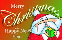 Merry Christmas  by John Blackford