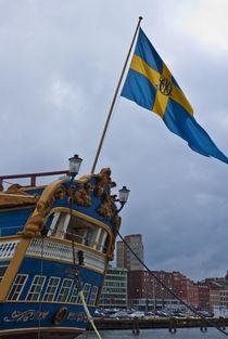 Ostindienfahrer Götheborg by Michael Beilicke