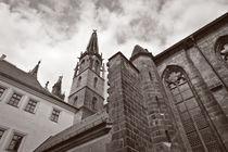 Albrechtsburg und Meißner Dom by Peter Zimolong