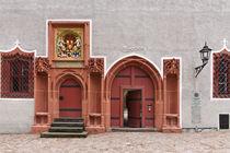 Albrechtsburg - Hochstift Meißen von Peter Zimolong