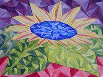 Sonnenblume von Katja Finke