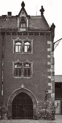 Albrechtsburg Meißen - Burggelände I von Peter Zimolong