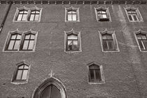 Albrechtsburg Meißen - Burggelände II von Peter Zimolong