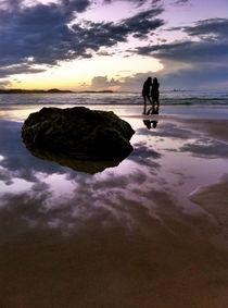 Heart Rock Sunset von velvetjam