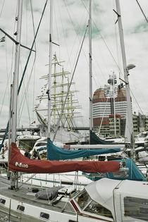 'Yachthafen Göteborg' von Michael Beilicke