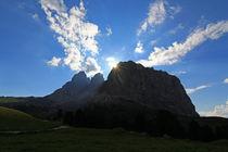 Ligt on the peak von Wolfgang Dufner