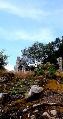 Old ruins by Charlotte Gorzelak