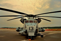 CH-53 Super Stallion by Jason Swango
