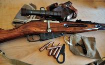 Mosin Nagant M91-30 PU by Jason Swango