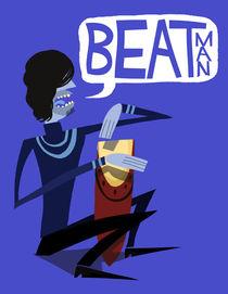 Beat Man! by Graham Corcoran