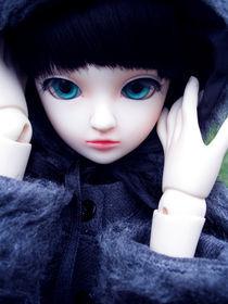 Cold Day von Iria Pardo - Ylliasviel-