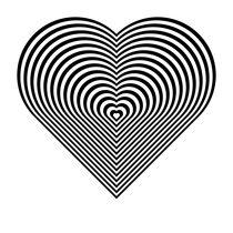 Zebra-heart