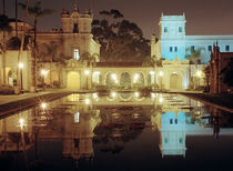 Balboa Park view from Botanical Building by bluepointphoto