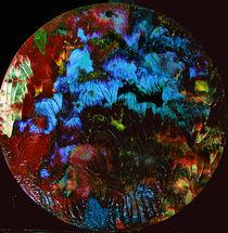 Bunte Platte von Marie Josephine Eichhorn