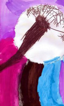 Pusteblume von Marie Josephine Eichhorn