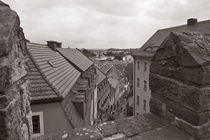 Meißen - Blick zur Elbe by Peter Zimolong
