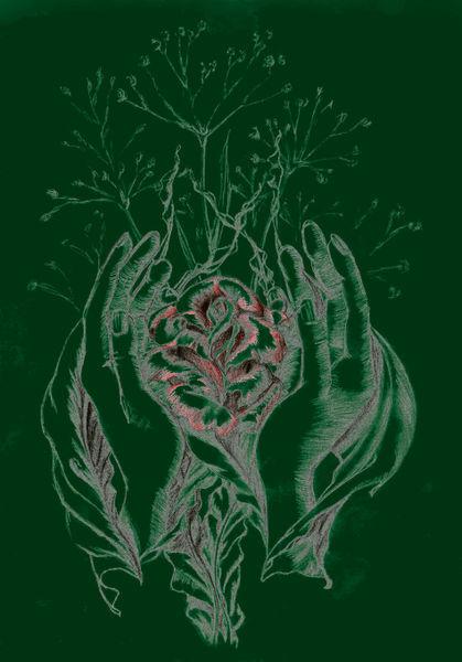 Hands-rose-blatt-green2