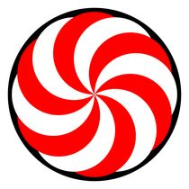 peppermint swirl by Chandler Klebs