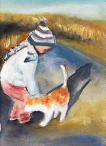 Liebe Katze