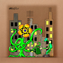 Fleur by Olivier Roberjot