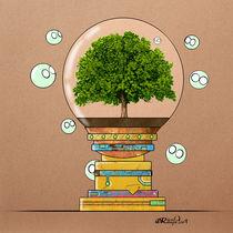L'arbre by Olivier Roberjot
