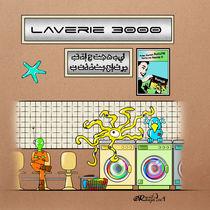 Laverie 3000 by Olivier Roberjot